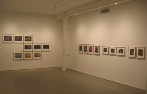 Beyond COLOR: Color in American Photography, 1950-1970 @Bruce Silverstein