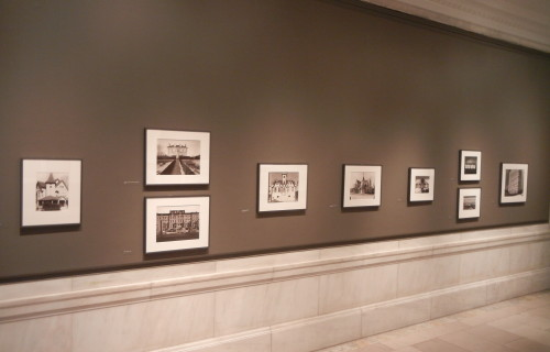 Echoes of Silence: Philip Trager, Early Photographs, 1967-83 @NYPL