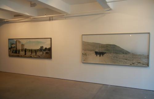 Mitra Tabrizian, Photographs @Leila Heller