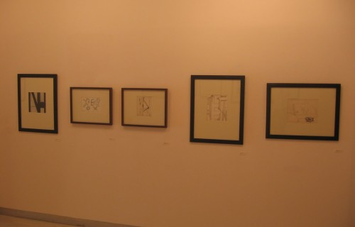 Ralston Crawford, Drawings & Photographs @Zabriskie