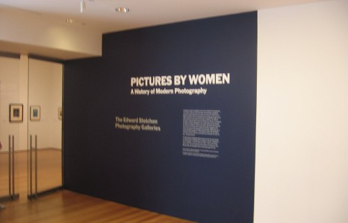 Pictures by Women: A History of Modern Photography @MoMA