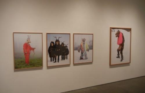 Charles Fréger, Wilder Mann @Yossi Milo and @Hermès