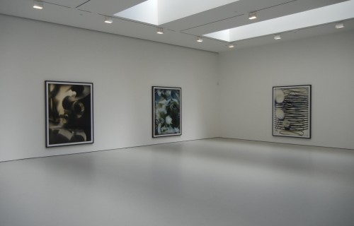 Thomas Ruff: photograms and ma.r.s. @David Zwirner: A Review Conversation with Richard B. Woodward