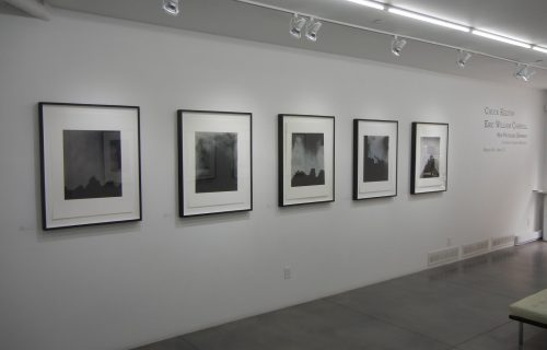Chuck Kelton & Eric William Carroll, New Photogenic Drawings @Bosi Contemporary