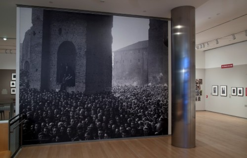 We Went Back: Photographs from Europe 1933-1956 by Chim @ICP