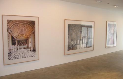 Candida Höfer, Florence and Naples @Sonnabend