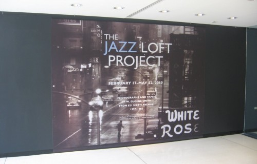 W. Eugene Smith, The Jazz Loft Project @NYPL for the Performing Arts