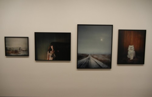 Todd Hido: Fragmented Narratives @Silverstein