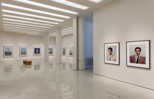 Rineke Dijkstra: A Retrospective @Guggenheim