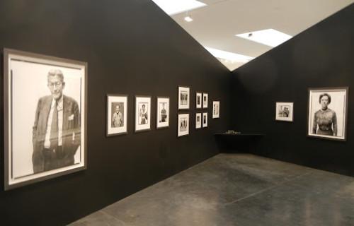 Richard Avedon, Murals & Portraits @Gagosian