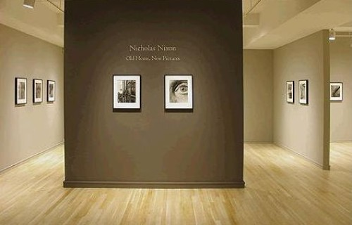 Nicholas Nixon: Old Home, New Pictures @Pace/MacGill