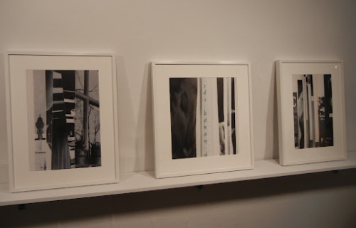 Erica Baum, Naked Eye Anthology @Bureau