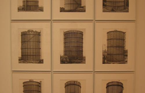 Bernd and Hilla Becher: Landscape/Typology @ MoMA
