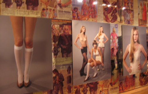 New Photography 2008: Josephine Meckseper and Mikhael Subotzky @MoMA