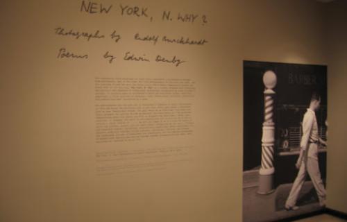 New York, N. Why?: Photographs by Rudy Burckhardt, 1937-1940 @Met