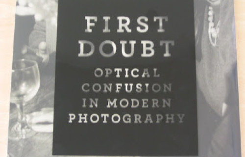 First Doubt: Optical Confusion in Modern Photography @Yale