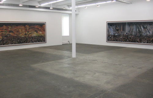 Andreas Gursky @Matthew Marks