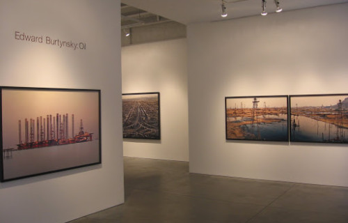 Edward Burtynsky: Oil @Hasted Hunt Kraeutler