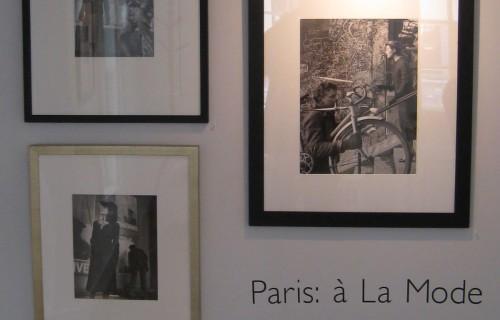 Paris à La Mode @KMR Arts