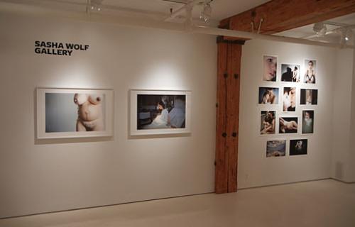 Elinor Carucci: Born @Sasha Wolf