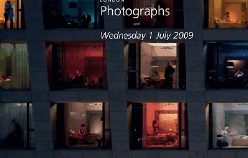 Auction Preview: Photographs, July 1, 2009 @Christie's London