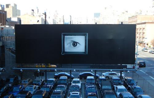 High Line Billboard: Anne Collier