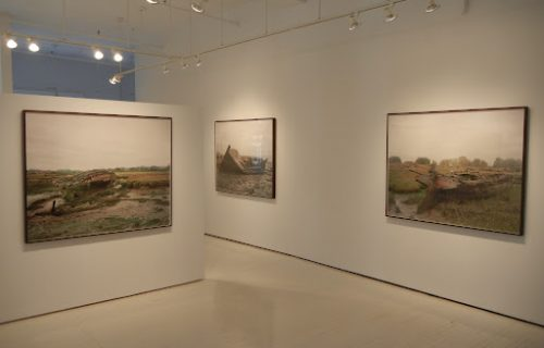 Michael Collins: Pictures from the Hoo Peninsula @Janet Borden
