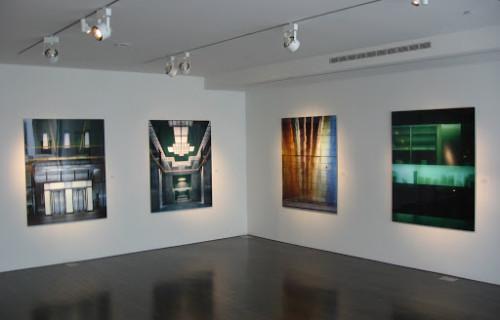 Michael Eastman, Interiors @Friedman
