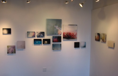 Rinko Kawauchi, Condensation @Mountain Fold