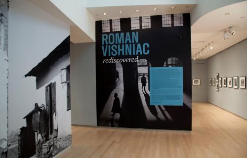 Roman Vishniac Rediscovered @ICP