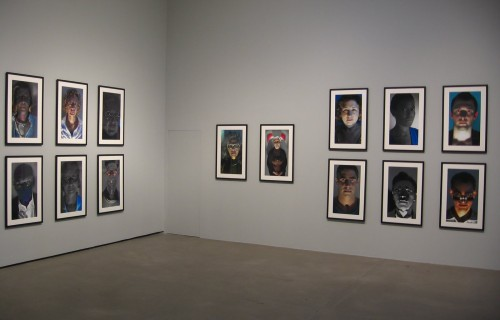 Lucas Samaras: Poses/Born Actors @Pace