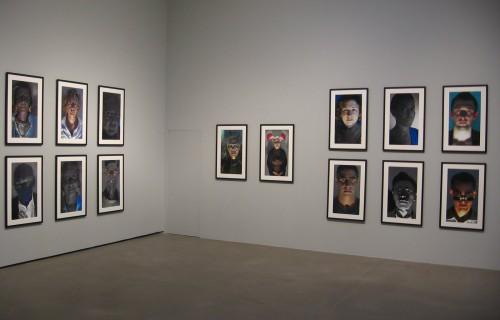 Lucas Samaras: Poses/Born Actors @Pace