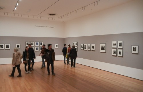 Bill Brandt: Shadow & Light @MoMA