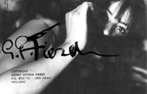 Dutch Photographer Gerard Petrus Fieret Dies