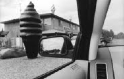 Lee Friedlander: America By Car @Whitney