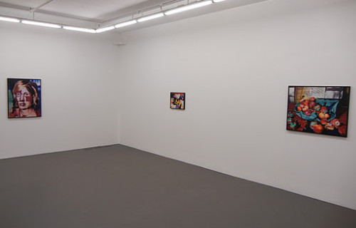 Daniel Gordon: Still Lifes, Portraits & Parts @Wallspace
