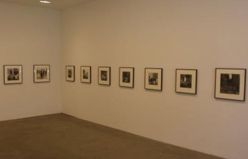 Peter Hujar: Photographs 1956-1958 @Matthew Marks