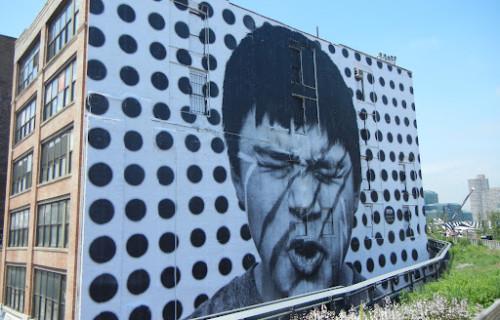 JR on the High Line
