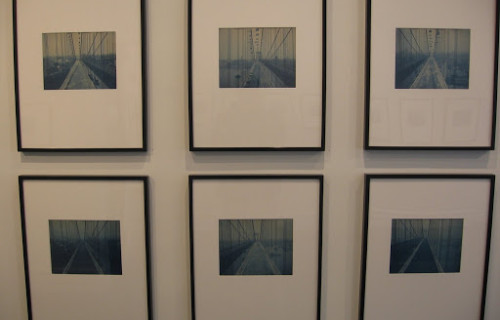 Eugene De Salignac: Manhattan Bridge, Centennial Exhibition, 1909-2009 @De Lellis