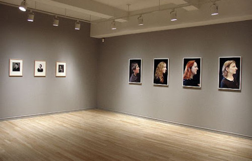 August Sander/Boris Mikhailov: German Portraits @Pace MacGill