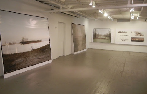 Petrochemical America: Project Room, Photographs by Richard Misrach, Throughlines by Kate Orff/SCAPE @Aperture