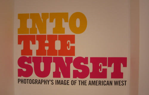 Into the Sunset: Photography's Image of the American West @MoMA