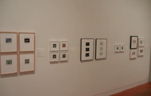 The Polaroid Years: Instant Photography and Experimentation @Lehman Loeb Art Center/Vassar