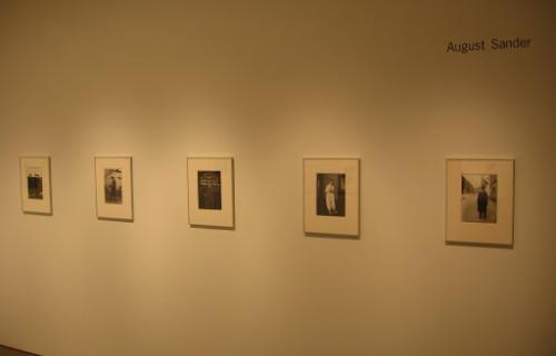 August Sander: Selections @Richardson