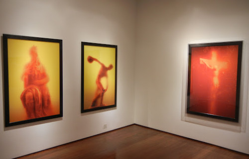 Body and Spirit: Andres Serrano 1987-2012 @Edward Tyler Nahem