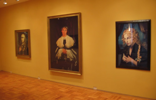 Cindy Sherman, History Portraits @Skarstedt