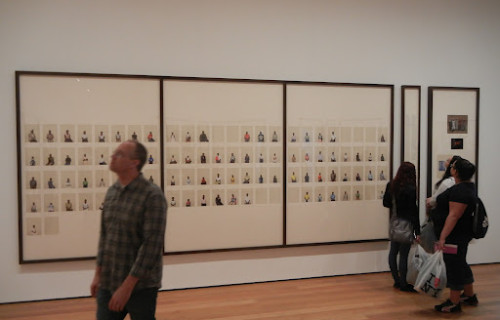 Taryn Simon: A Living Man Declared Dead and Other Chapters I-XVIII @MoMA
