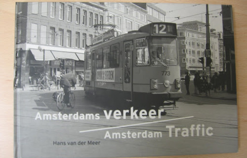Hans van der Meer, Amsterdams Verkeer/Amsterdam Traffic