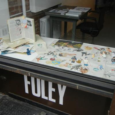 Thomas Allen @Foley Gallery