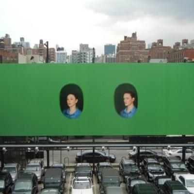 Elad Lassry @High Line